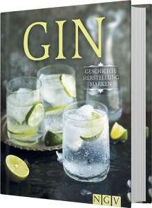 Jens Dreisbach: Gin, Buch