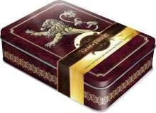 Game of Thrones - Hear me Roar, Buch