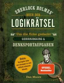 Dan Moore: Sherlock Holmes' Buch der Logikrätsel, Buch