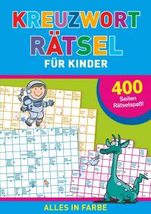Kreuzworträtsel für Kinder, Buch