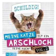 Klaus Bunte: Meine Katze ist ein Arschloch - Deine auch? Vol.2, Buch