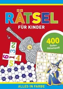Rätsel für Kinder, Buch