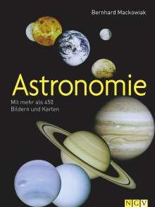 Bernhard Mackowiak: Astronomie, Buch
