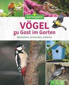 Axel Gutjahr: Vögel zu Gast im Garten, Buch