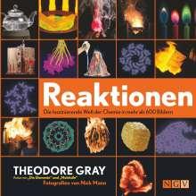 Theodore Gray: Reaktionen, Buch