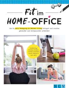 Katrin Höller: Fit im Home-Office, Buch