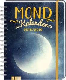 Mondkalender 2018/2019, Buch