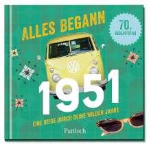 Alles begann 1951, Buch