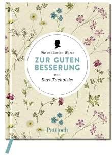 Die schönsten Worte zur guten Besserung von Kurt Tucholsky, Buch