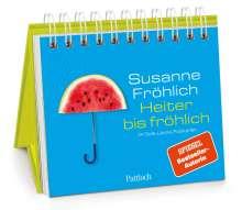 Susanne Fröhlich: Heiter bis fröhlich, Buch