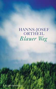 Hanns-Josef Ortheil: Blauer Weg, Buch