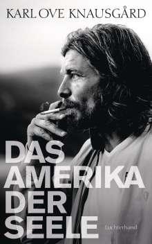 Karl Ove Knausgård: Das Amerika der Seele, Buch