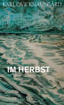 Karl Ove Knausgård: Im Herbst, Buch
