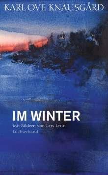 Karl Ove Knausgård: Im Winter, Buch