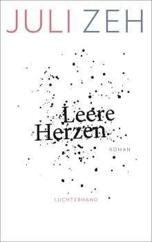 Juli Zeh: Leere Herzen, Buch