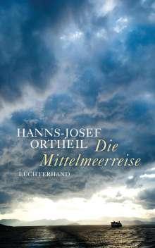 Hanns-Josef Ortheil: Die Mittelmeerreise, Buch