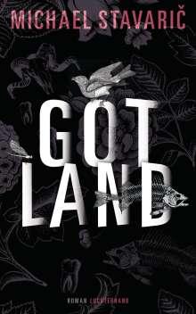 Michael Stavaric: Gotland, Buch