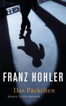 Franz Hohler: Das Päckchen, Buch
