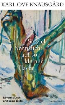 Karl Ove Knausgård: So viel Sehnsucht auf so kleiner Fläche, Buch