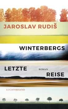 Jaroslav Rudis: Winterbergs letzte Reise, Buch