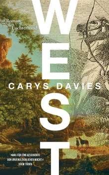 Carys Davies: West, Buch