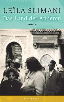 Leïla Slimani: Das Land der Anderen, Buch