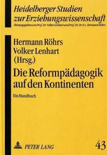Die Reformpädagogik auf den Kontinenten, Buch