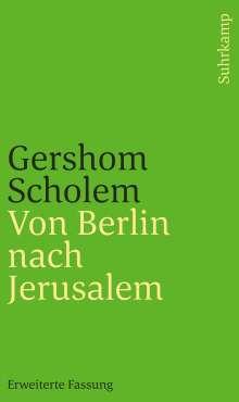Gershom Scholem: Von Berlin nach Jerusalem, Buch