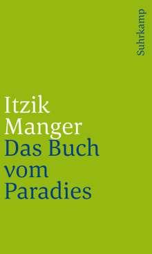 Itzig Manger: Das Buch vom Paradies, Buch