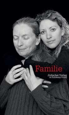 Jüdischer Almanach Familie, Buch