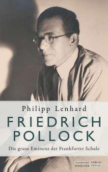 Philipp Lenhard: Friedrich Pollock, Buch