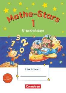 Werner Hatt: Mathe-Stars 1. Schuljahr. Grundwissen, Buch