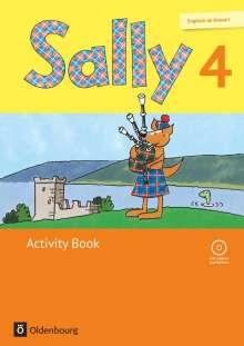 Jasmin Brune: Sally - Ausgabe für alle Bundesländer außer Nordrhein-Westfalen 4. Schuljahr - Activity Book, Buch