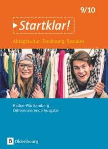 Kirsten Fricke: Startklar! - 9./10. Schuljahr- Differenzierende Ausgabe Baden-Württemberg - Schülerbuch, Buch