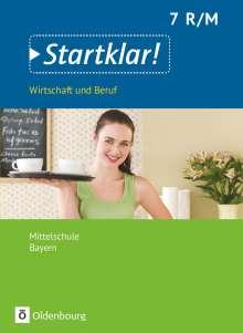 Kirsten Fricke: Startklar! - 7. Jahrgangsstufe - Schülerbuch, Buch