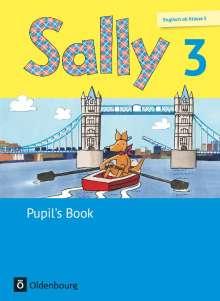 Jasmin Brune: Sally 3. Schuljahr. Pupil's Book. Allgemeine Ausgabe (Neubearbeitung) - Englisch ab Klasse 3, Buch