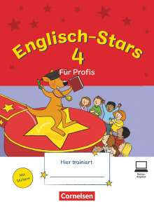 Jasmin Brune: Englisch-Stars 4. Schuljahr - Übungsheft für Profis, Buch