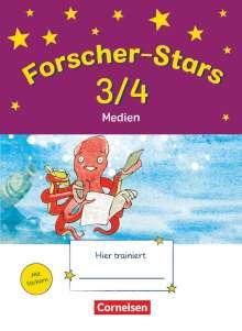 Roland Rink: Forscher-Stars 3./4. Schuljahr - Medien, Buch