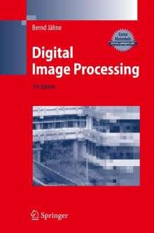 Bernd Jähne: Digital Image Processing and Image Formation, Buch
