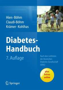 Peter Hien: Diabetes-Handbuch, Buch