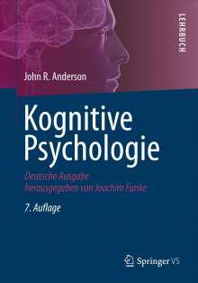 John Robert Anderson: Kognitive Psychologie, Buch