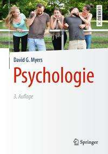 David G. Myers: Psychologie, Buch