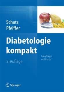 Diabetologie kompakt, Buch