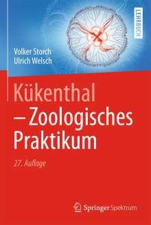 Volker Storch: Kükenthal - Zoologisches Praktikum, Buch