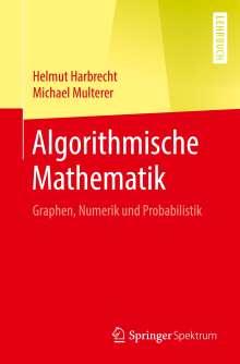 Helmut Harbrecht: Algorithmische Mathematik, Buch
