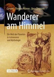 Vera Zingsem: Wanderer am Himmel, Buch