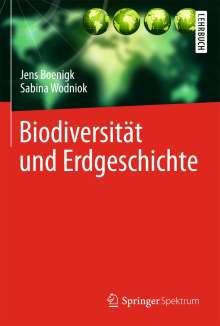 Jens Boenigk: Biodiversität und Erdgeschichte, Buch