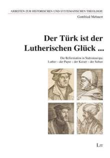 Gottfried Mehnert: Der Türk ist der Lutherischen Glück ..., Buch