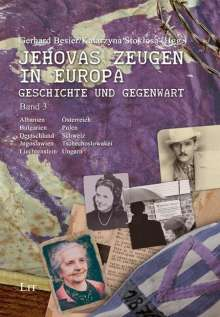 Katarzyna Stoklosa: Jehovas Zeugen in Europa - Geschichte und Gegenwart 03, Buch