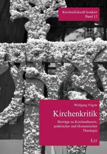 Wolfgang Vögele: Kirchenkritik, Buch